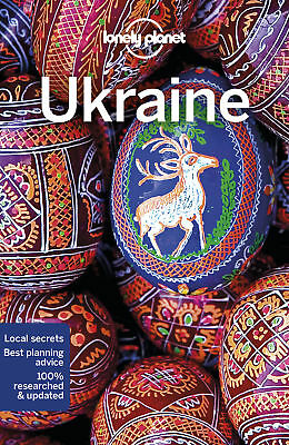 Lonely Planet Ukraine 5 Travel Guide 2018 BRAND NEW 9781786575715