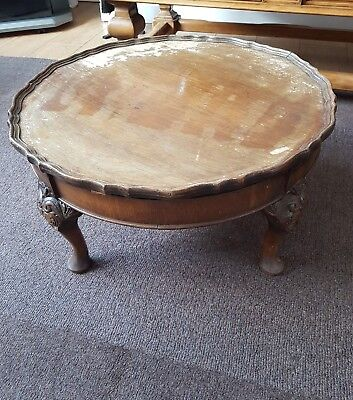 small old Antique table (oak)