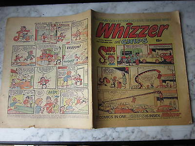 February 28th 1976, WHIZZER & CHIPS, Tony Korebrits, Armando Coletta, Ed Sealey.
