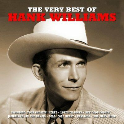 """Williams, Hank""-Very Best Of 2Cd  CD NEW"