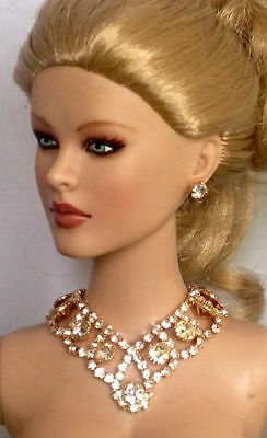 *SALE* TYLER Tonner Princess Diana Crystal DOLL Jewelry Set!!