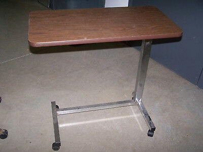 """""""used""""  Overbed Table   - Pick Up Only!  Rmvcc#1"""
