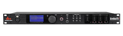 DBX DriveRack PA2 Complete Sound Signal Processor Speaker Management System PA 2
