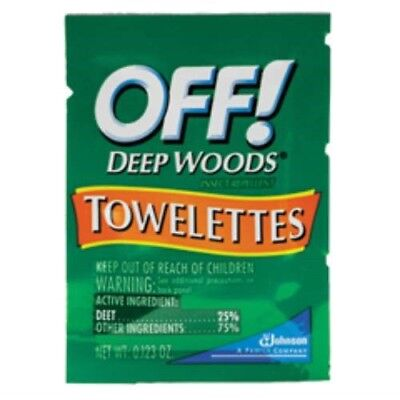 Diversey- Inc DRK CB549967 Off Deep Woods Wipes- 20 Per Box - Box of 12
