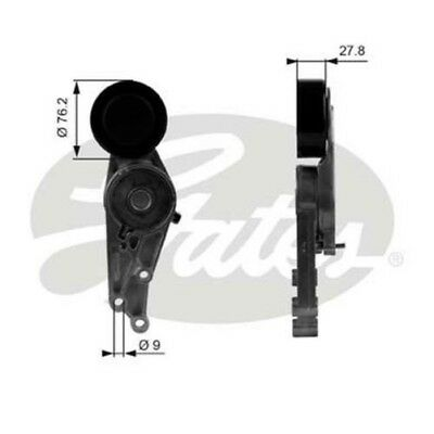 INA Spannarm Courroies 534003110 pour FORD
