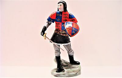 Royal Doulton Lord Olivier as Richard III HN2881 Limited Edition 76/750 VGC