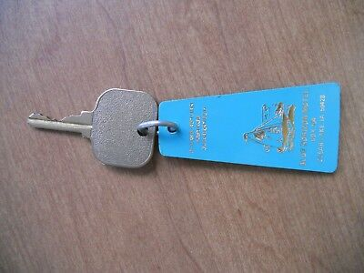 Clear Lake, Ia., Iowa BLUE HORIZON MOTEL KEY