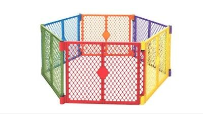 Northstate superyard colorplay playpen (used) in very good condition.