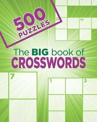 Ultimate Trivia: Cross Word (Puzzles) Book The Cheap Fast Free Post