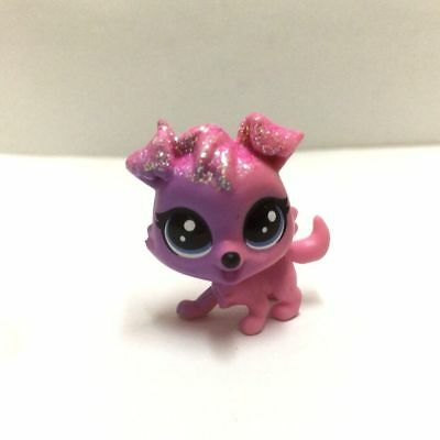 rare Littlest Pet Shop LPS Dog Puppy animal mini figure collect girl doll toy