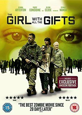 The Girl With All The Gifts [DVD + Digital Download] [2017] -  CD WGVG The Fast