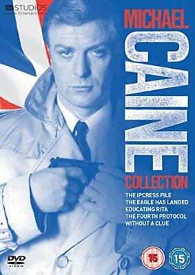 The Michael Caine Collection [DVD] -  CD 64VG The Fast Free Shipping