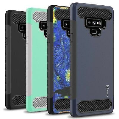 CoverON Arc Series For Samsung Galaxy Note 9 Phone Case Shockproof Hard Cover