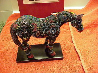 """The Trail Of Painted Ponies- """"GUARDIAN SPIRIT"""" 3rd Ed #5576 MIB/ Card-RESIN"""