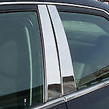 Stainless Pillar Post Covers Fits TFP 2006 - 2007 Buick Lucerne