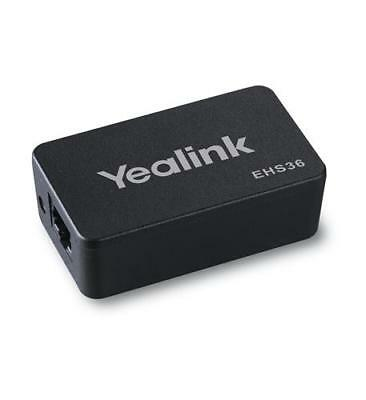 Yealink EHS36 EHS-36 IP phone wireless headset adapter for T26P T28P Plantronics