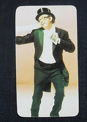 Eric Morecambe & Wise : 1979 TV All Stars Card by Golden Wonder