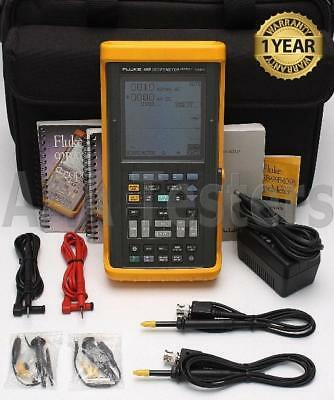 Fluke 99B ScopeMeter Series II 5 GS/s 2 Channel 100MHz Oscilloscope 99 B