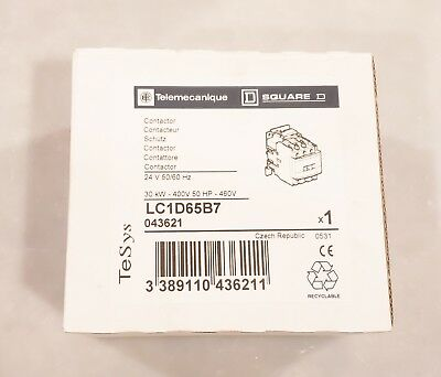 LC1D65B7 Square D     NEW