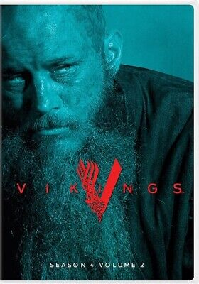Vikings: Season 4, Volume 2 (DVD,2017)