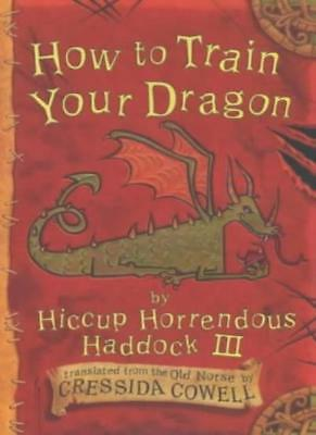 How To Train Your Dragon: Book 1-Cressida Cowell