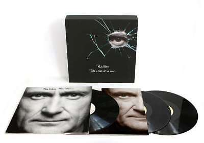 Phil Collins - Take a look at me now (180g/BOX SET) 3 Vinyl collector ed. NEU