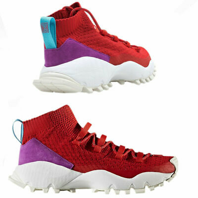 Adidas Originals Seeulater PK Primeknit Winter Pack Red Trainers Shoe BY9401 U91