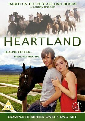 Heartland - The Complete First Season [DVD] [2007] -  CD 3UVG The Fast Free