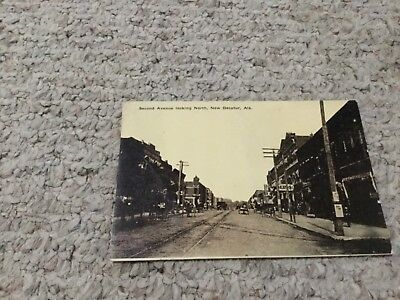1900s second Avenue looking north new Decatur  Alabama 427