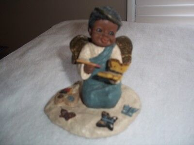 "1987 Martha Holcombe - All God's Children ""Charity""  #9 Figurine"