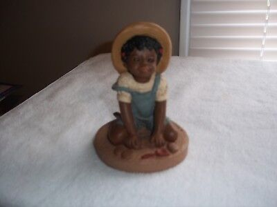 "1989 Martha Holcombe - All God's Children ""Tess""   #36 Figurine"