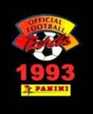 Carte Foot Panini Official Football Cards 1993  181 A 360