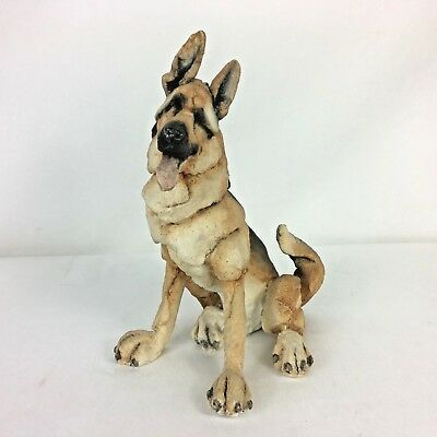 """Country Artists """" A Breed Apart """" German Shepherd 21cm Tall 70004 Rare"""