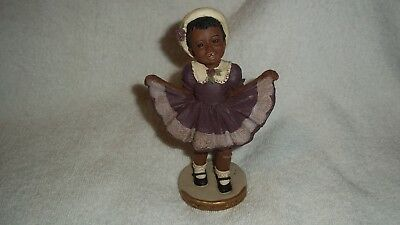 "1994 Limited Edition Martha Holcombe - All God's Children ""Jane""  Figurine"