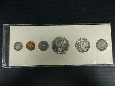 1959 Canada Silver Coin Proof Set