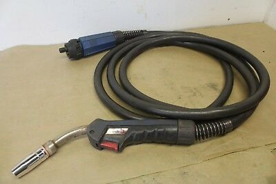 Binzel Ergonomic MB25 4m Mig Welding Torch Gun