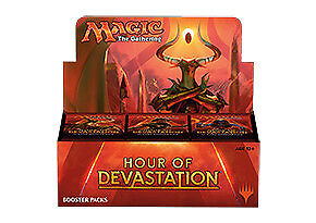 MAGIC MTG Hour of Devastation Booster Box FACTORY SEALED