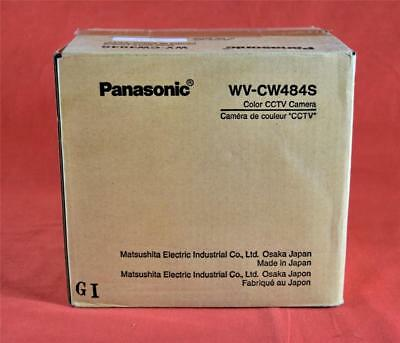 Panasonic Vandal Proof 128x Super Dynamic III Color Dome Camera WV-CW484S