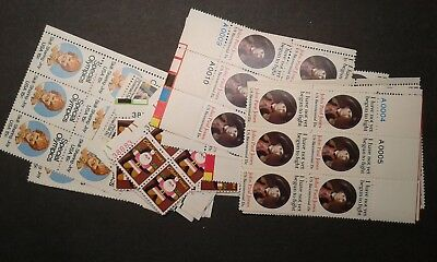 US Postage Lot of 100 15c stamps. Face $15.00. Selling for $11.35 FREE SHIPPING