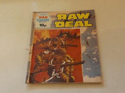 WAR PICTURE LIBRARY NO 1751!,dated 1980!,V GOOD for age,great 38!YEAR OLD issue.