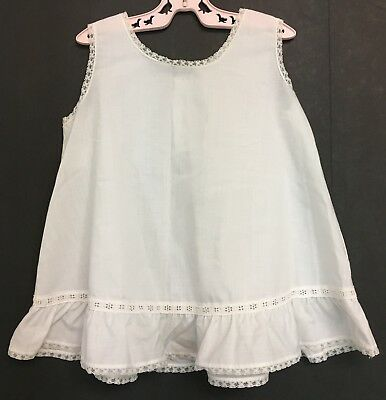 Vintage Tagged HER MAJESTY Girl's Toddler Dress Petticoat Slip Size T-2