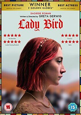 Lady Bird (DVD Plus Digital download) - DVD  1XVG The Cheap Fast Free Post