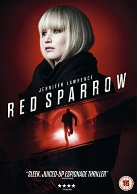 Red Sparrow [DVD] [2018] - DVD  HBVG The Cheap Fast Free Post