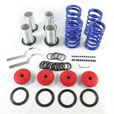 Coilovers springs lowering spring coil over for Honda Accord 98-02 2000 1999 Red