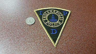 Indianapolis Indiana Police Department Patch