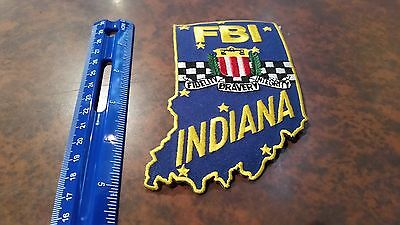INDIANA Colletible PATCH