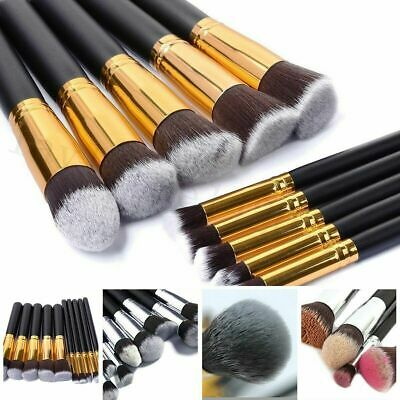 12pcs Professional Makeup Cosmetic Brushes Set Eyeshadow Lip Brush Tool Kit US