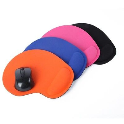 Soft Gel Mouse Mice Pad Rest Comfort Wrist Support Mat Gaming PC Computer US