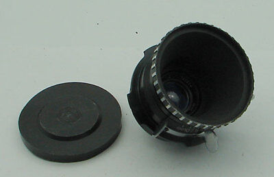 Soviet LOMO OKC8-35-1 2/35mm lens for ARRI Red One Arriflex PL movie camera EXC.