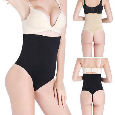 Thong Plus Size Body Shaper Booster Shapewear Lose Weight Briefs Tummy Panty